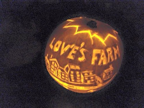 Love's Farm Pumpkin Festival 2015