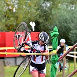 Poldercross Kruibeke Dames - Jeugd 24-10-2015