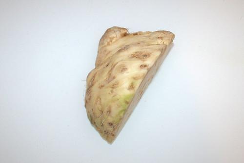 03 - Zutat Knollensellerie / Ingredient celeriac