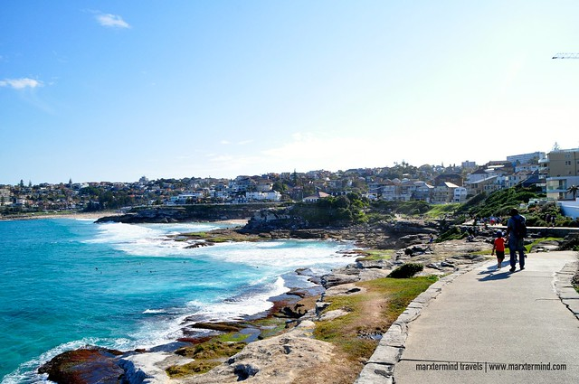 Coastal Walk to Tamarama Beach