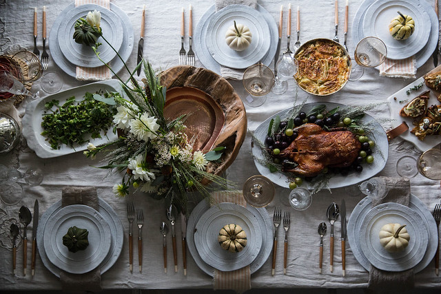 Tis The Season For Holiday Table Inspiration! Thanksgiving Is About Three  Things: Sustenance, Mindful Gratitude, And Family. Itu0027s Stories And Flavors  And ...