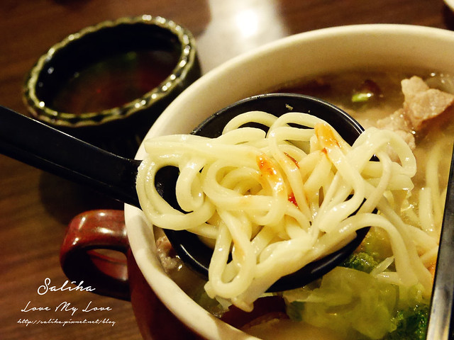 鶯歌陶瓷老街美食甕仔麵 (1)