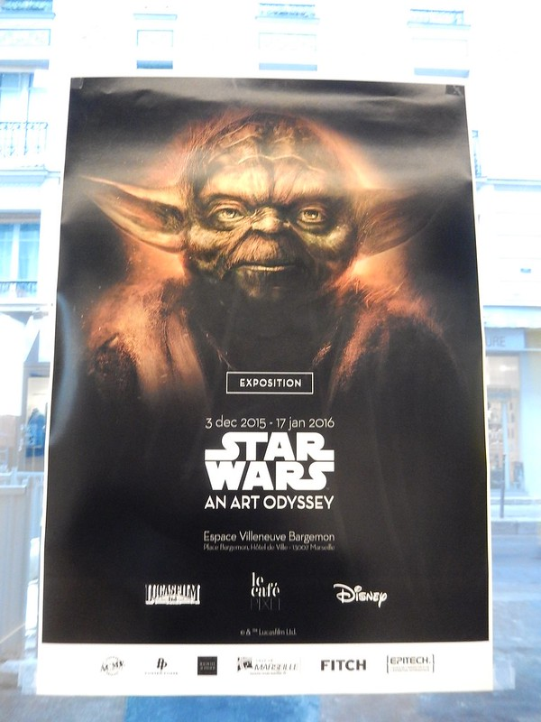 Exposition Star Wars an Art Odyssey