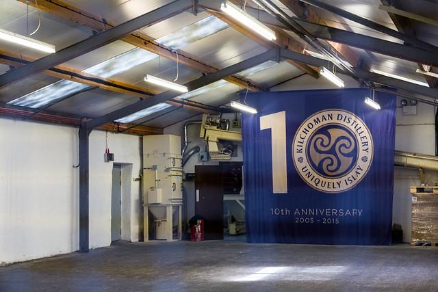 KILCHOMAN Distillery #夢見た英国文化