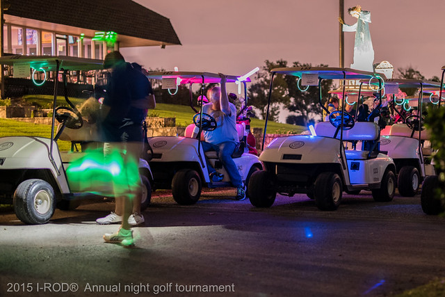 2015 I-Rod Night Golf Tournament