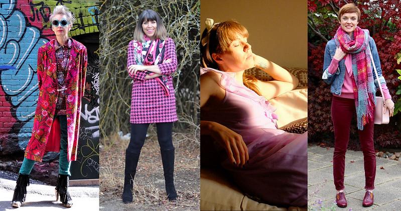 #iwillwearwhatilike | Fashion bloggers in pink