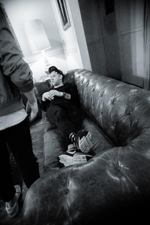 BTS: UMO in San Francisco
