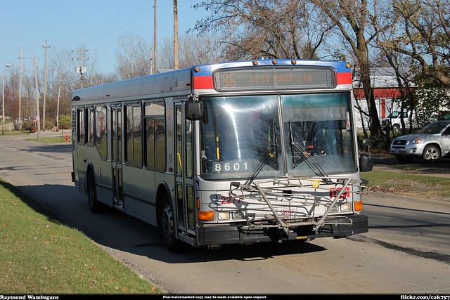 Cleveland RTA NABI 2277