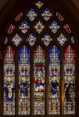Sturton le Steeple, Ss Peter & Paul church East window