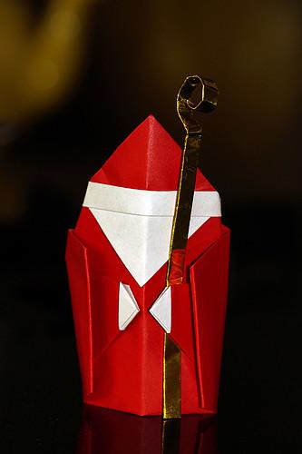 Saint Nicolaus/Sinterklaas (Leyla Torres)