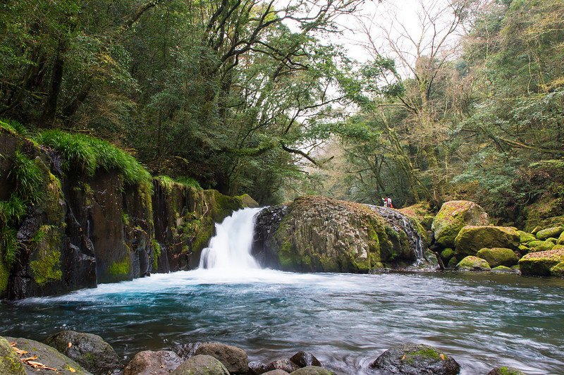 waterfall of reimei
