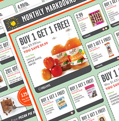 Monthly Markdowns: December 7, 2015 - January 6, 2016