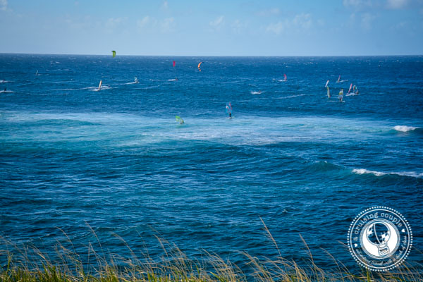 Wind and Kite Surfing Maui Hawaii