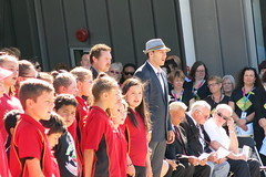Te Hāpua: Halswell Centre opening