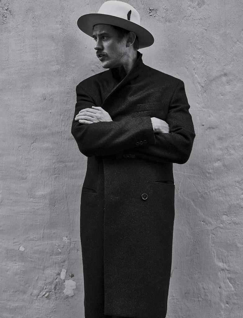 Бойд Холбрук — Фотосессия для «Man of the World» 2015 – 4