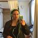 new headphones - at Axel Guldsmeden Hotel, Copenhagen by andreakw