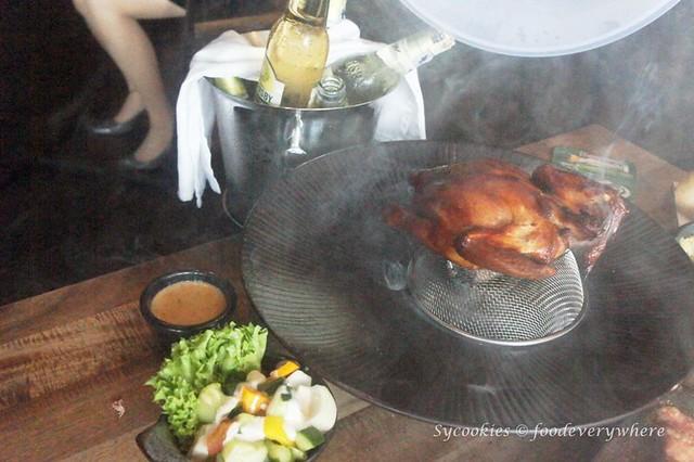 11.Black Mrket Restauran Kampung Pandan