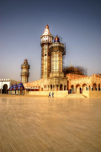 mariusz kluzniak africa senegal touba mosque architecture uslamic minaret