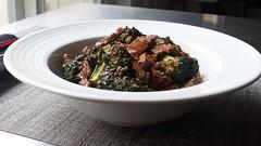 Charred Broccoli Beef Recipe - How to Make Broccol…