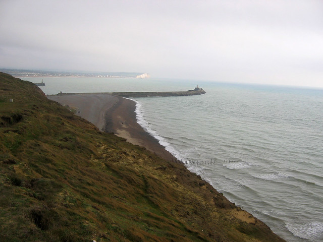 The coast at Newhaven Heights
