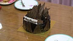 NY Birthday cake in Kyoto 1