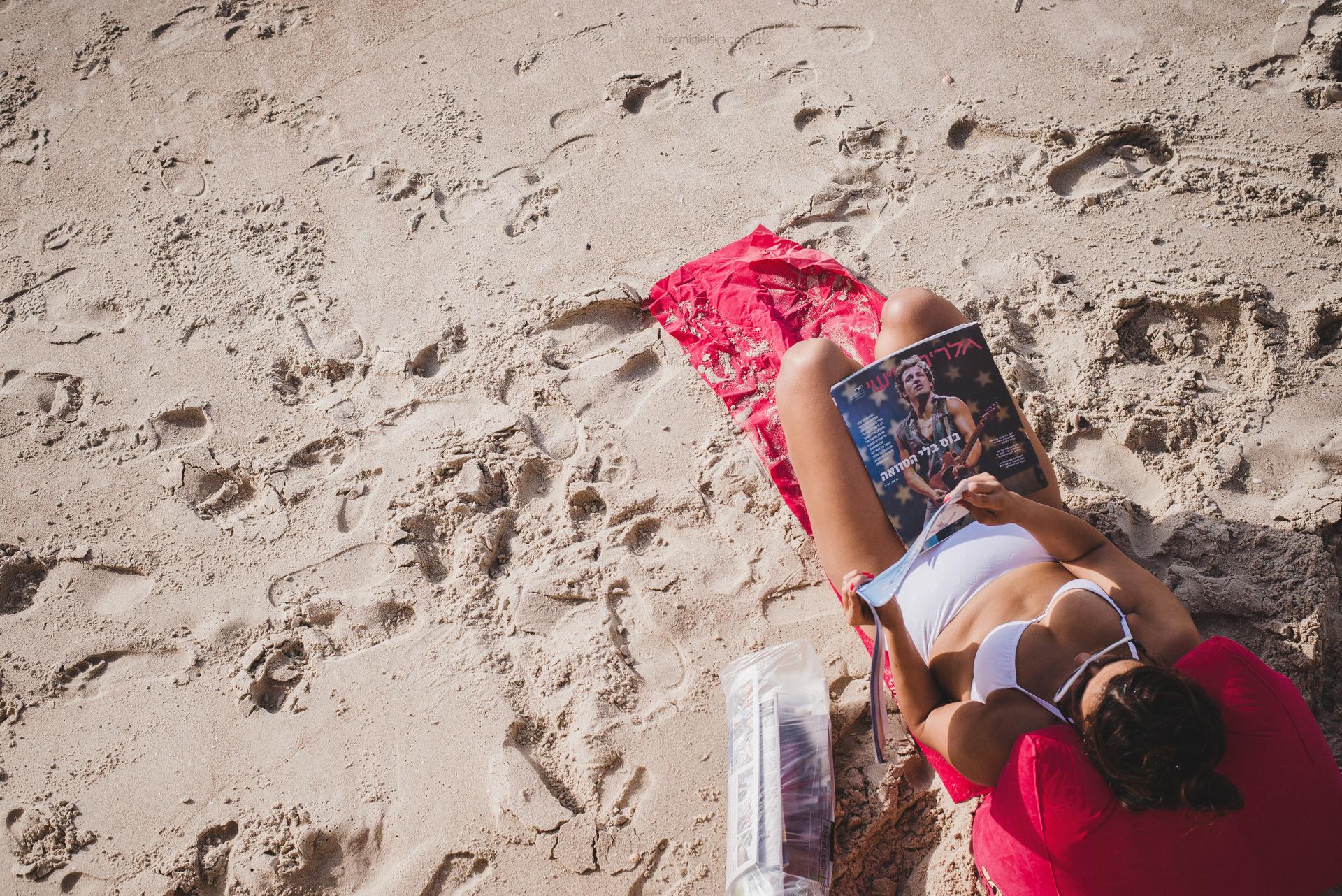 tel aviv plaża