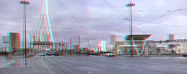 Wilhelminaplein Rotterdam 3D