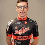 Ploegvoorstelling 2017 Papillon-Rudyco-Janatrans Cycling Team