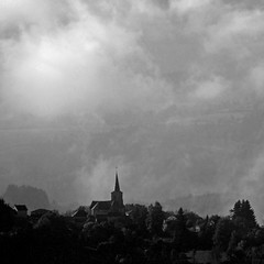 La Chabanne, Auvergne, France - Photo of Saint-Priest-la-Prugne