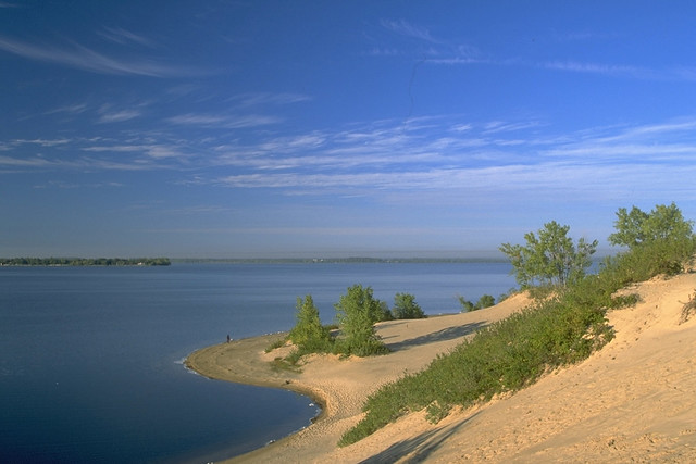 Sandbanks - Shoreline