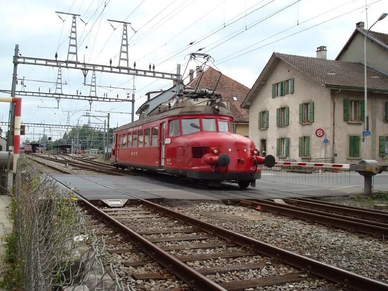 Ancienne automotrice Suisse  20705726905_5c5fb50239_c