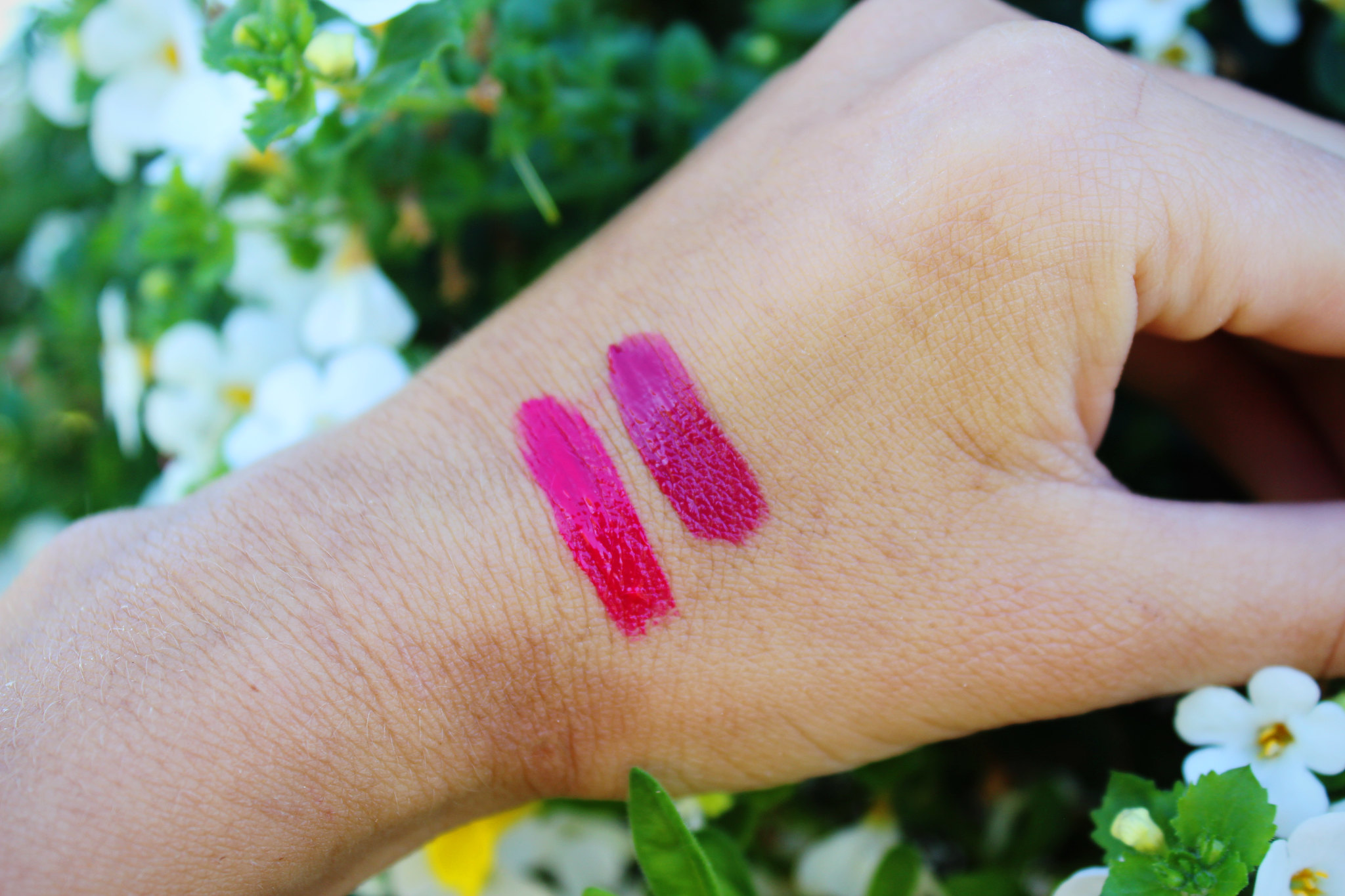 loreal-infallible-lip-glosses-swatches