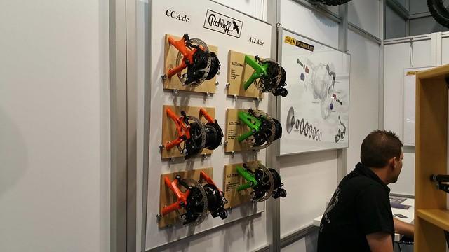 Rohloff Eurobike 2015 1