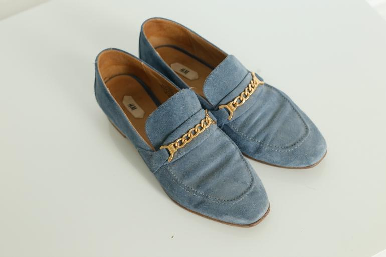 h&m paris loafers 2