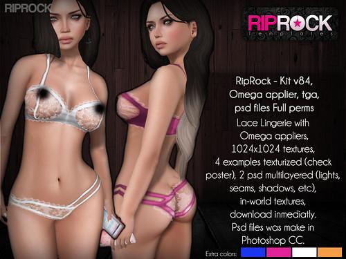 RipRock - Kit psd files V84 POSTER