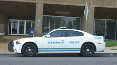 Memphis Police Dodge Charger