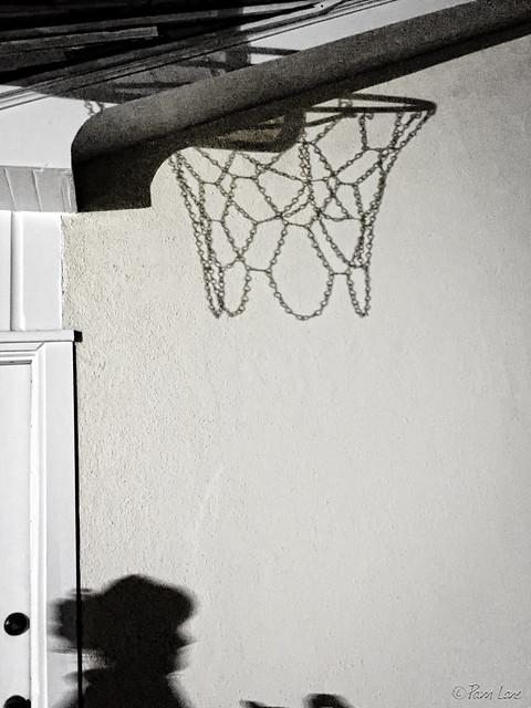 Shadow basketball