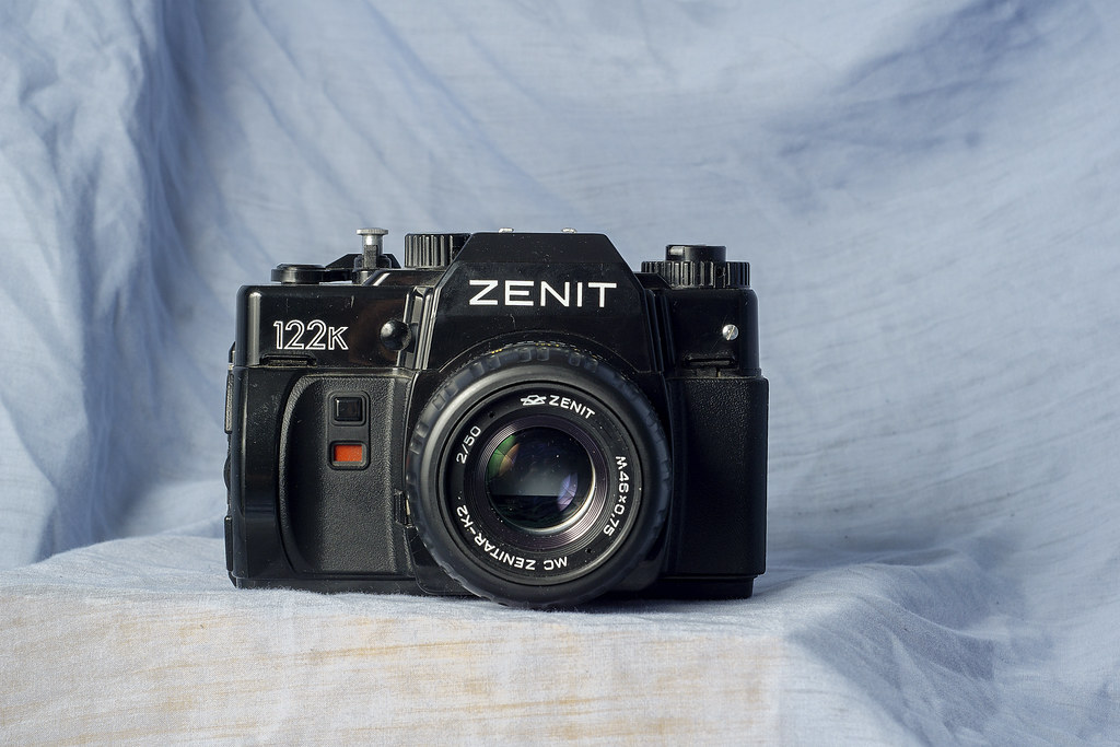 CCR Review 27 - Zenit 122K