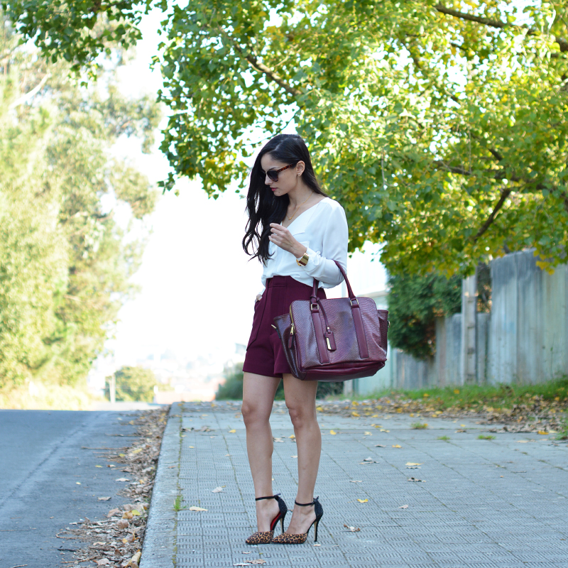 Zara_ootd_outfit_shorts_burdeos_pepe moll_02