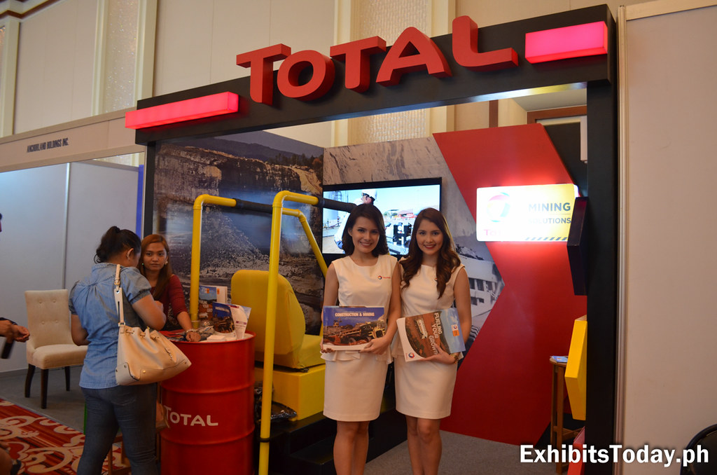 Total Philippines Exhibit Booth