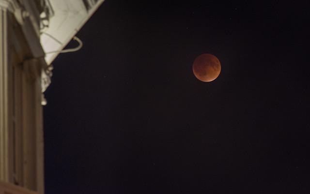 Super Blood Moon Part 2