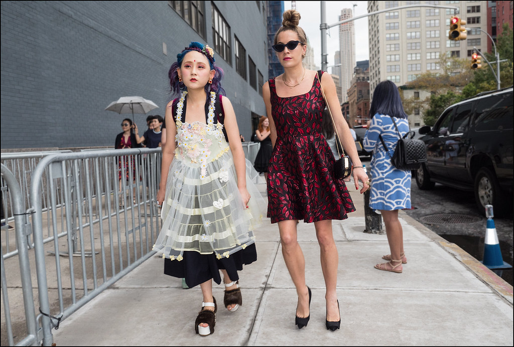 After DVF Show NYFW 9-2015