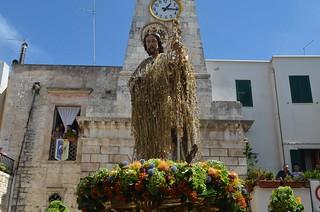 Casamassima- San Rocco 2015, il bilancio dell'Assessore Cristofaro