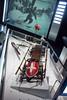 День 7. Олимпийский музей в Лозанне - следующий этаж демонстрирует оборудование. Просто неверноятно, как же они катались на таком?!