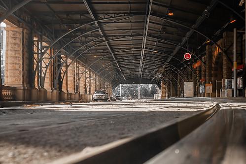 Central light rail