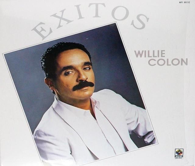 """WILLIE COLON EXITOS SALSA BEST OF 12"""" VInyl LP"""