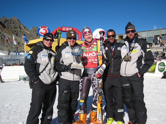 Ligety wins in Soelden