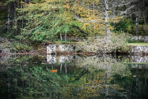 Cascade Lake and Hooker Falls-43
