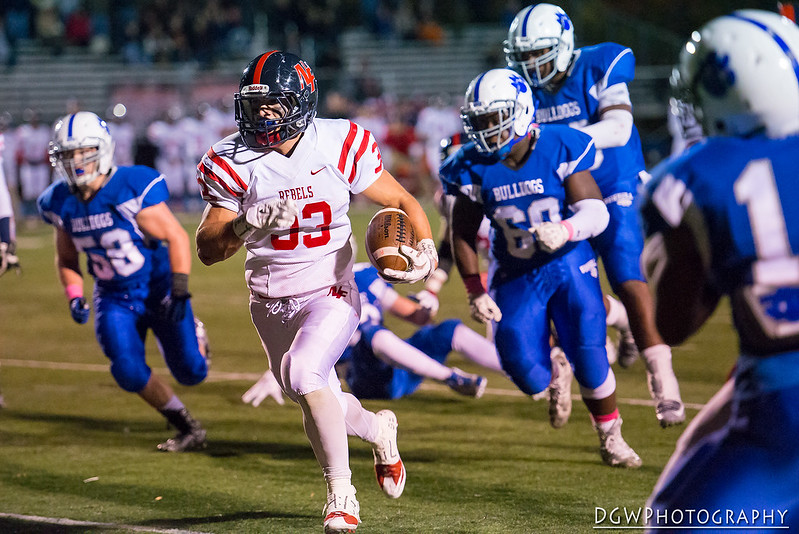 Bunnell High vs. New Fairfield - High School Football