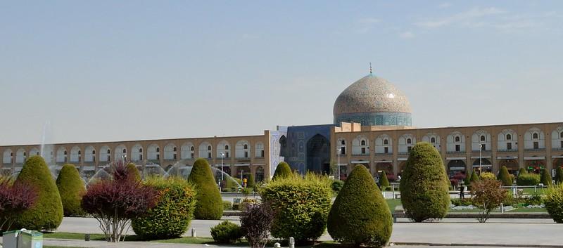 Iran 2015 - Shejk Lotf-ollahs moské